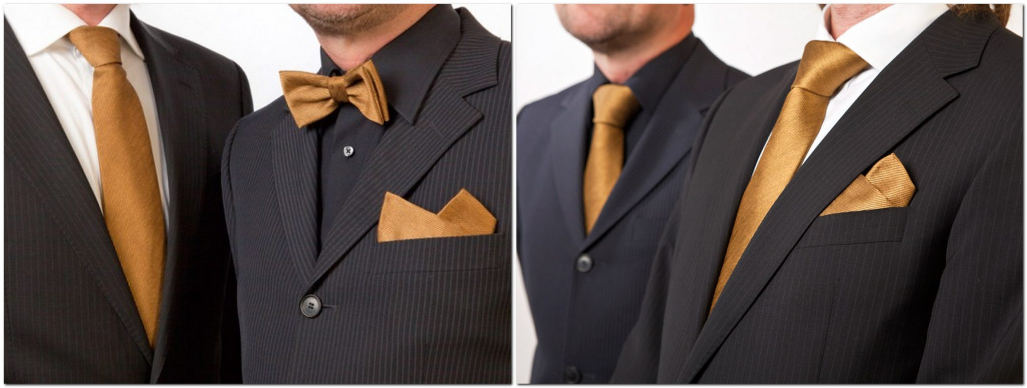 Gold Tie by EMPA
