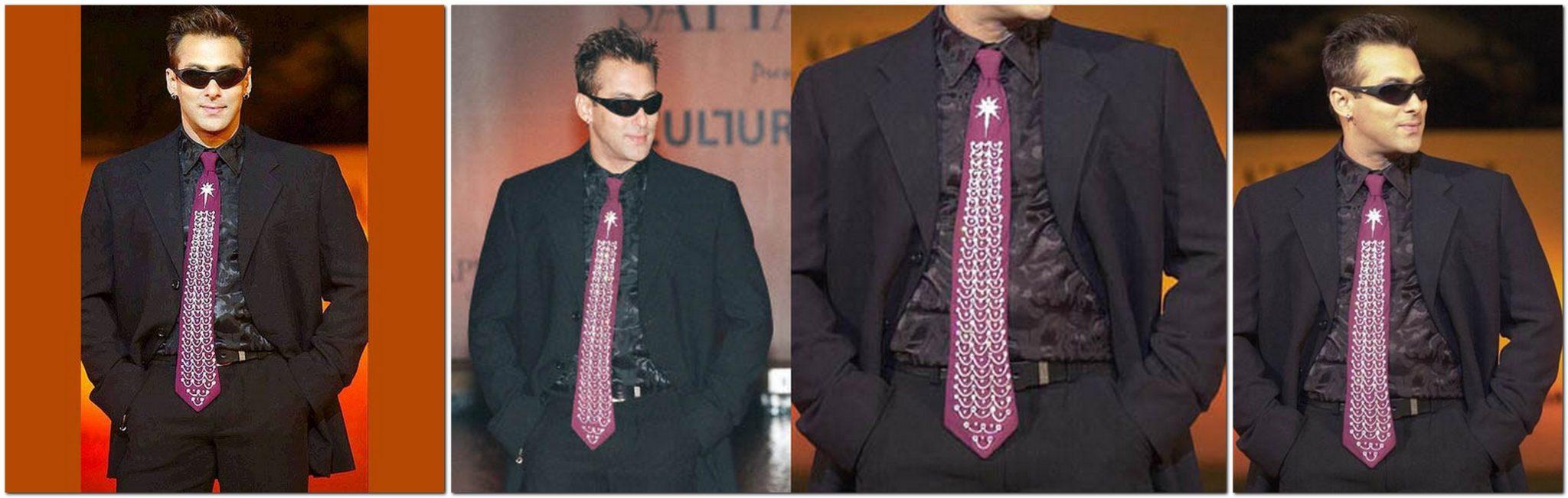 """Suashish Tie"" by Satya Paul design studio"